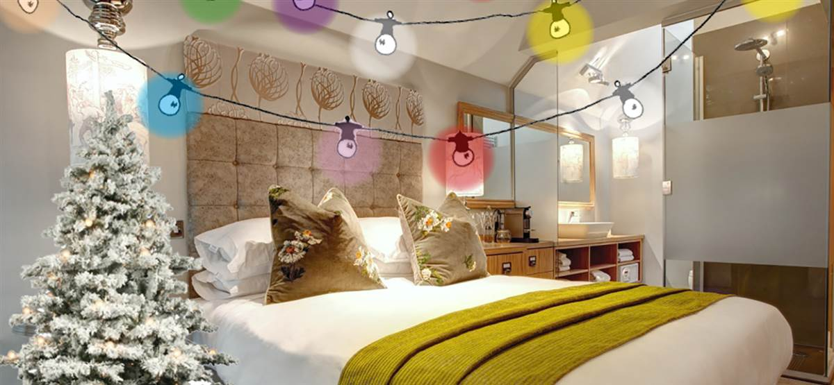 Oddfellows Chester Christmas Stay