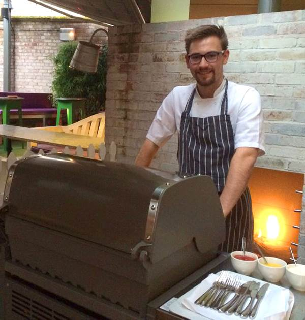 BBQ Oddfellows Chester