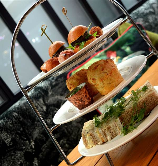 Oddfellows Chester Savoury Afternoon Tea
